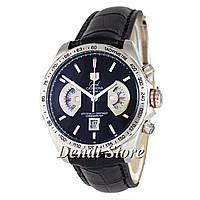 Часы Tag Heuer Grand Carrera Calibre 17 quartz Chronograph Silver