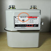 Газовый счетчик Ельстер Elster BK G-1.6T; 2.5T; 4T