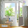 """Балконный блок Rehau Ecosol-Design 70 Киев 1800х2100 """"Окна Маркет"""""""