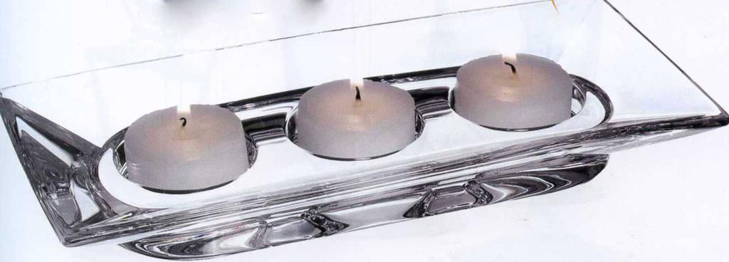 Подсвечник на 3 свечи Fusion