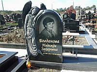 Памятник со скорбящей № 049