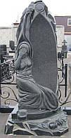 Памятник со скорбящей № 051