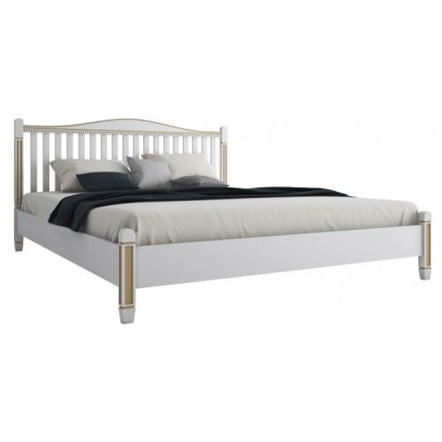 Кровать двухспальная из натурального дерева АУРЕЛЬ Монако ШхГ - 160х200 см