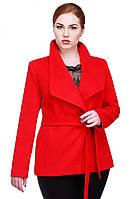 Элегантное женское кашемировое пальто