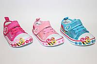 Детская обувь из венгрии оптом арт 595-1 (19-24)