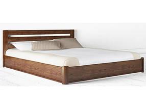 Ліжко півтораспальне з натурального дерева АУРЕЛЬ Софія з підйомним механізмом ШхГ - 140х190 см, фото 3