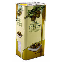 Оливковое масло  Extra Vergine Италия. 5л