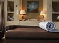Матрас Ролл Ап КомфортТопер (зроблено в Україні) Dormeo Roll Up Comfort, фото 1