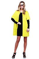 Стильное пальто  Сабелла, фото 1