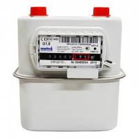 Счетчик газа Metrix Метрикс G- 1,6T; 2.5T; 4Т с термокомпенсатором