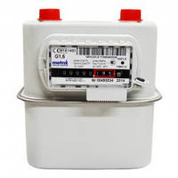 Газовый счетчик Метрикс Metrix BK G-1.6; 2.5; 4