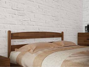 Кровать полуторная из натурального дерева АУРЕЛЬ Ликерия ШхГ - 120х200 см, фото 3