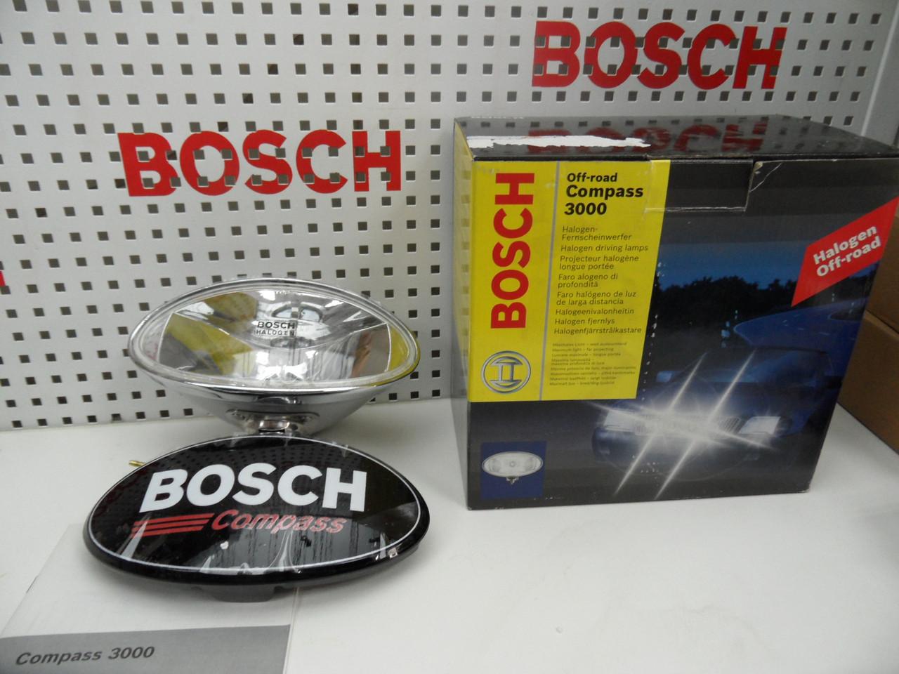 Фара дод. дальн. світло COMPASS 3000 пр-во Bosch 0986310535