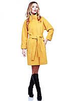 Женское пальто воротник стойка, фото 1