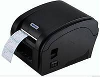 Универсальный Термо принтер этикеток и чеков Xprinter XP-360B Новые, гарантия 12 месяцев!