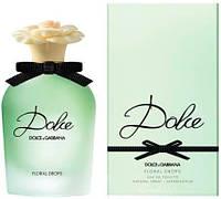 Женская туалетная вода Dolce&Gabbana Dolce Floral Drops (Дольче Габбана Дольче Флорал Дропс) 75 ml
