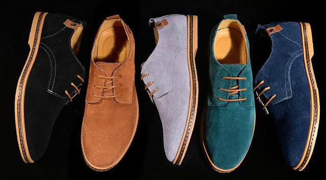 Повседневная весенне-осенняя обувь