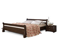 Кровать односпальная из натурального дерева Эстелла ДІАНА (спальное место ШхГ - 900х1900)