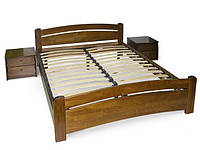 Кровать односпальная из натурального дерева Эстелла ВЕНЕЦІЯ (спальное место ШхГ - 900х1900)