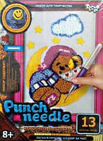 """Детский набор для творчества  ковровая вышивка """"Punch needle"""" 11591"""