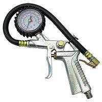 Пневмопистолет с манометром для подкачки колес SUMAKE SA-6600A (15 атм.)