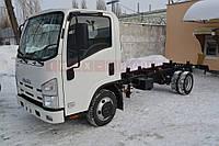 Автомобиль грузовой ISUZU NMR 85 L  изотермический фургон
