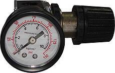 """Регулятор давления SUMAKE SA-20102A 1/4"""" с манометром для пневмосистемы"""