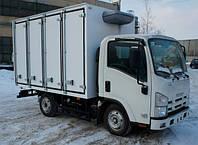 Автомобиль грузовой ISUZU NLR 85 AL с хлебным фургоном