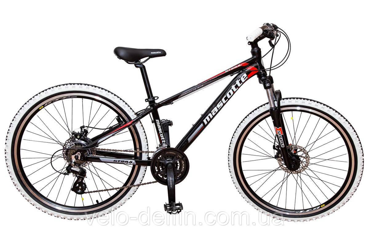 8f03e100b Горный велосипед Mascotte STIMUL DD Tektro Novela - купить по лучшей ...