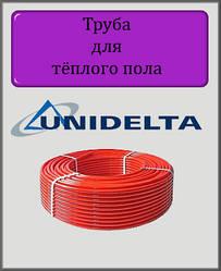 Труба для теплого пола UNIDELTA из сшитого полиэтилена 16x2