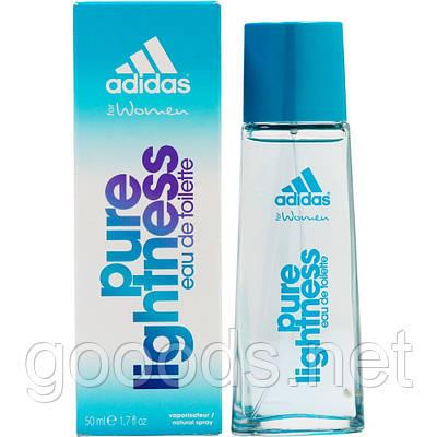 Туалетная вода Adidas Pure Lightness for woman 50 мл