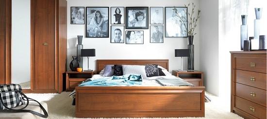 комплект для спальни Brw Bolden товары и услуги компании Perfect Room