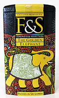 Чай F&S THE GOLDEN ELEPHANT (Золотой Слон) чёрный среднелистовой чай, 100г