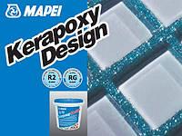 Затирка эпоксидная для стеклянной мозаики Kerapoxy Design Mapei