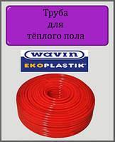 Труба для теплого пола WAVIN из сшитого полиэтилена 16х2