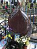 Памятник из красного гранита № 901