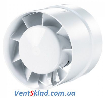 Осьовий канальний вентилятор Вентс 125 ВКО