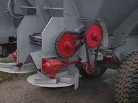 Разбрасыватели минеральных удобрений МВУ-6 МВУ-8 МВУ-12 ГРМ