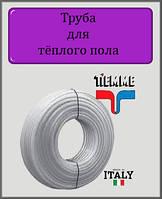 Труба для теплого пола Tiemme (Италия) из сшитого полиэтилена 16х2