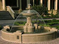Строительство частных фонтанов