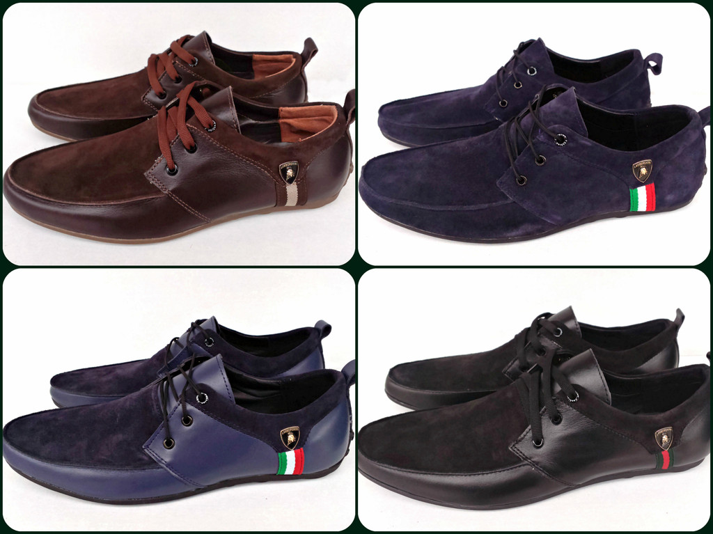 Коллекция мужской обуви весна 2016 (туфли, мокасины, кеды...)