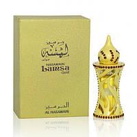 Парфюмерное масло унисекс Al Haramain Lamsa Gold 12ml, фото 1