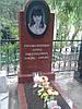 Памятник из красного гранита № 934