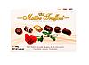 Шоколадные конфеты, ассорти Maitre Truffout rose, 180 г