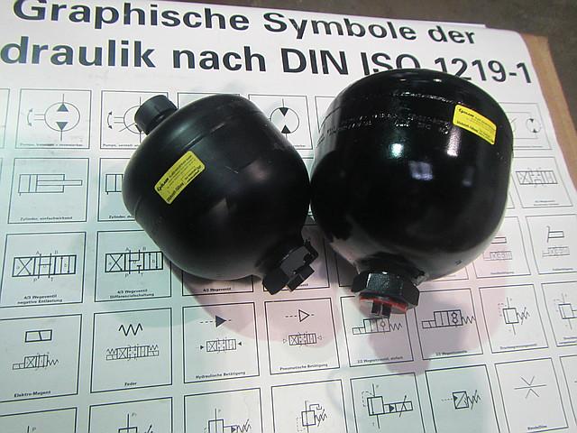 Гидроаккумуляторы баллонные, поршневые, мембранные Bolenz&Schafer,Epoll,Hydac,Olaer,Fox,OMT