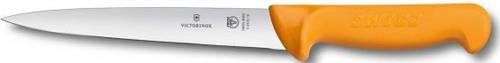 Кухонный универсальный обвалочный нож Victorinox Swibo 58403.20 желтый