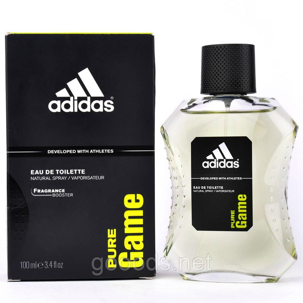 Мужская туалетная вода Adidas Pure Game 100мл