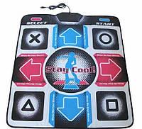 Детский  музыкальный коврик танцевальный X-treme Dance Pad Platinum (dance mat)