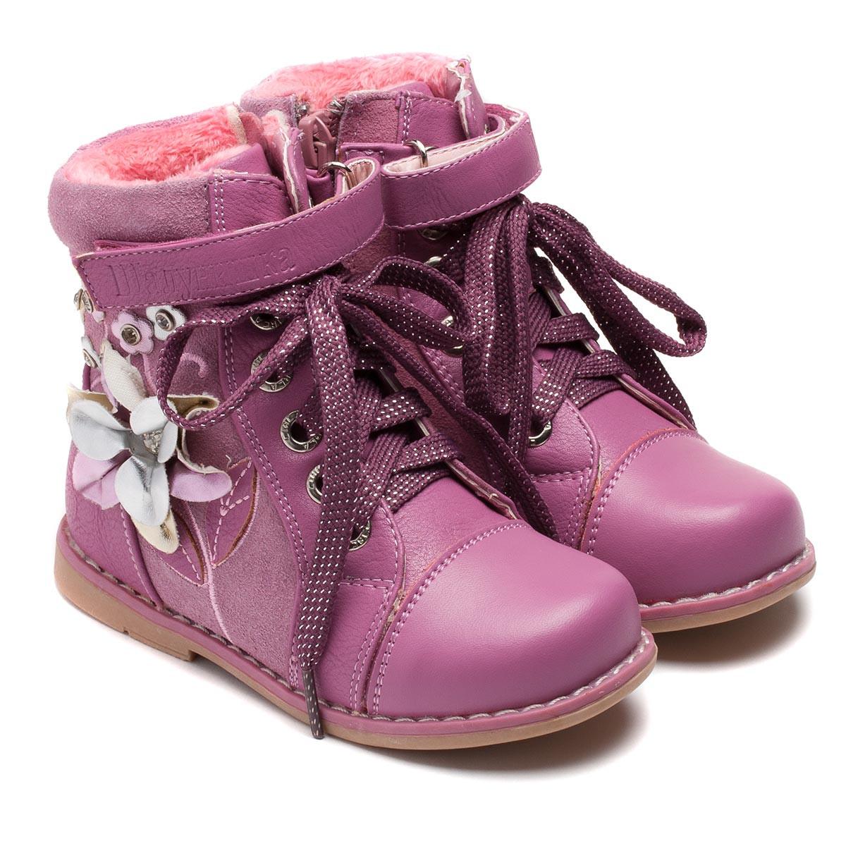 448d48ffa Весенние сапоги Шалунишка - Ортопед для девочки, размер 24-29 - Детская  обувь ORTOPEDIC