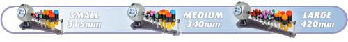 3 размера Rotamix RM-1